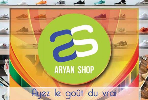 Aryan Shop Tana Shoes Store