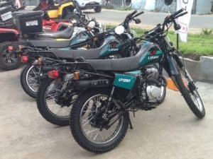 Location de moto 125cc Tamatave RENT 501
