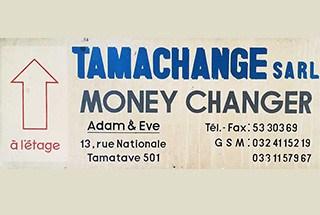 Bureau de change Tamatave TAMACHANGE