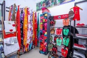 Artisanat, cadeaux souvenirs Tamatave NULLE PART AILLEURS