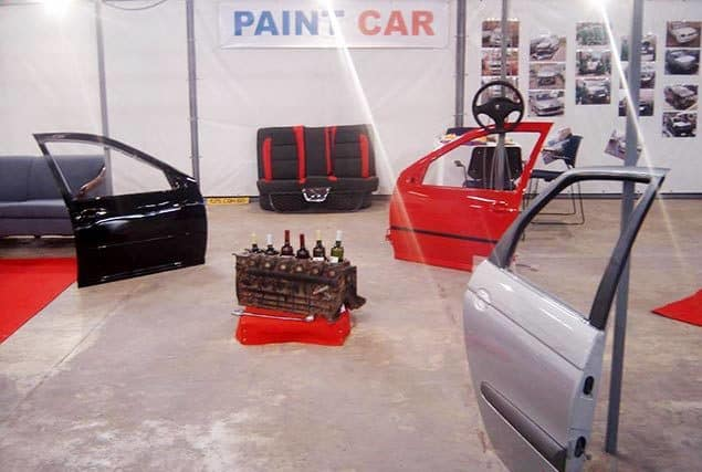 Garage PaintCar Auto Tana