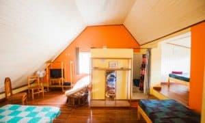 Chambre familiale Hôtel le Bretagne Antananarivo Madagascar