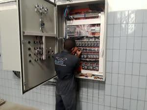 Entreprise d'électricité générale et industrielle Antananarivo ELECGI