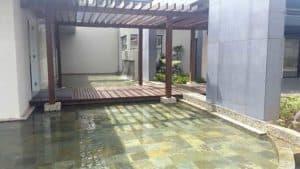 Construction et entretient piscine SMCP Antananarivo Madagascar