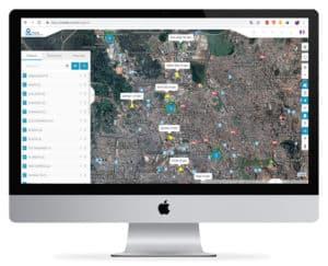 Geolocalisation Vehicule Madagascar Carte Google Satelitte Mada Gps