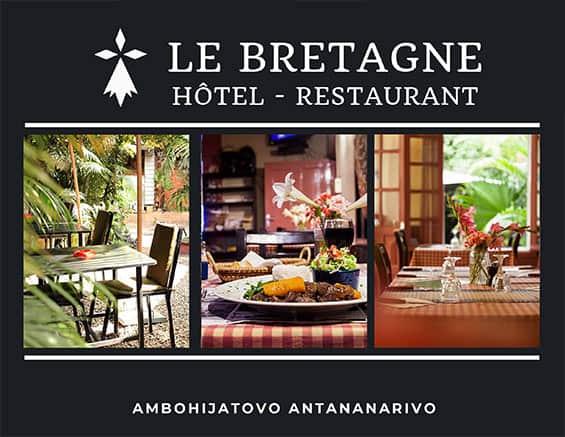 Hôtel le Bretagne Antananarivo