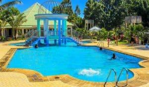 Hôte piscine Foulpointe la Silhouette de l'Est