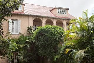 Hôtel le Bretagne Antananarivo Madagascar
