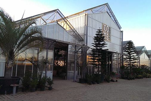 Jardinerie Antananarivo Côté Jardin