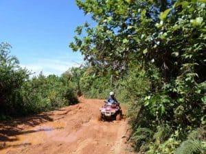Location Randonnée circuit Quad Tamatave RENT 501
