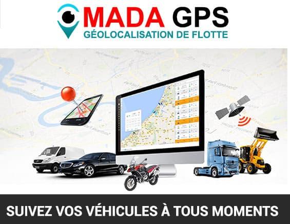 MADAGPS géolocalisation véhicule Antananarivo