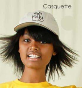 Casquette MAKI COMPANY Madagascar