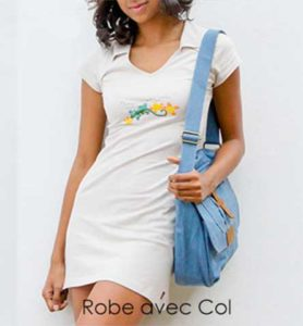 Robe avec Col MAKI COMPANY Antananarivo
