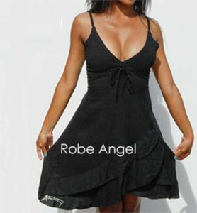 Robe Angel Prêt à porter MAKI COMPANY Antananarivo