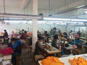 Confection tee-shirt Maki Company Antananarivo