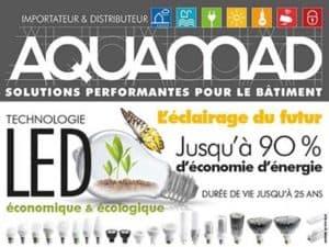 Distributeur matériel électrique Antananarivo AQUAMAD