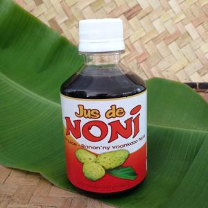 Épices noni confiture fruits tropicaux Tamatave CTHT