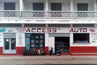 Automobile Parts Access' Auto