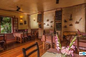 Restaurant le Bretagne à Tana Madagascar