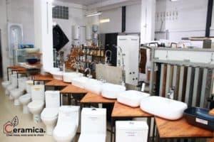 Carrelage sanitaire Tamatave Céramica