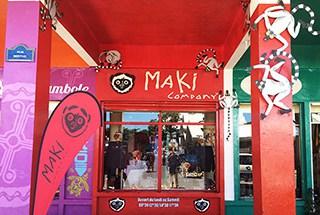 Boutique Maki Tamatave Tee-shirt Prêt à porter