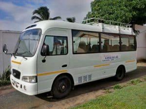 Bus Transfert bateau Tamatave à Ste Marie Gasikara Be