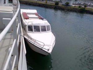 Transfert bateau Tamatave à Ste Marie Gasikara Be