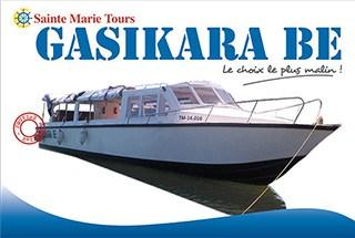 Transport boat Tamatave Ste Marie Sainte Marie Tours