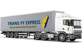 Transport marchandises générales Madagascar TRANS FY EXPRESS