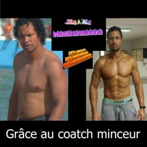 Coach Minceur Lucie Amourgom St Andre Reunion 974
