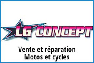 LG Concept St-andré scooter motorcycle shop