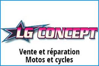 Magasin de moto scooter LG Concept St-andré