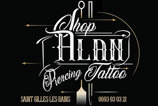 Tatouage Alan Tatto Piercing St-Gilles les Bains