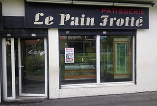 Bakery pastry Le Pain Frotté cited Fayard