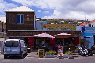 Boulangerie de l'île St-Gilles les Bains