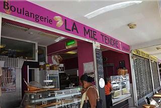 Boulangerie la Mie Tendre St-Leu
