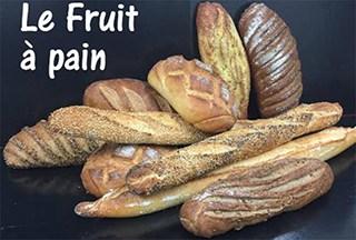 Boulangerie le Fruit à Pain St-Gilles les Bains