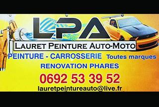 Carrosserie Peinture LP Auto 2 rives Ste-Suzanne