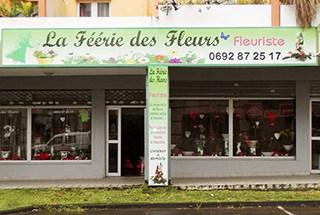 Fleuriste la Féérie des fleurs St-André