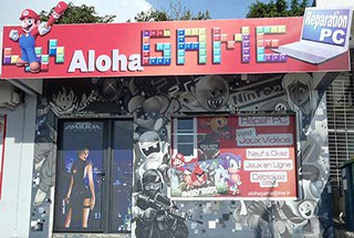 Video Games Aloha Game Piton St-Leu