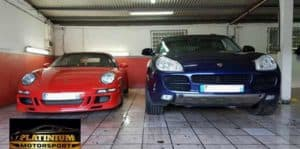 Lavage Auto Pieces Auto Etang Salé Platinium 974