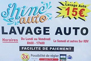 Car Wash SHINE AUTO