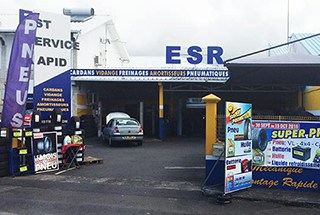 Location de voitures Garage ESR Ste-Suzanne