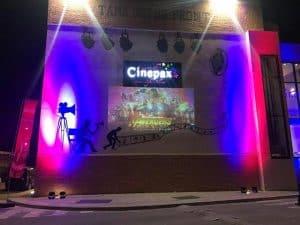 Luminaire Cinema Cinepax Elecgi Madagascar