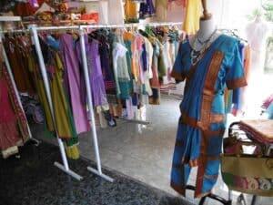 Magasin Ponama vêtements indiens 97440 Saint Andre