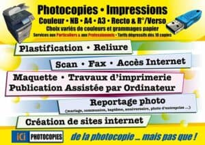 Photocopies Graphisme Saint Benoit 974 Ici Photocipies