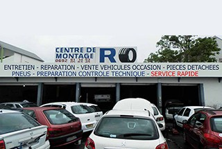 Vehicles sale and repair Rachade Occasion St-André