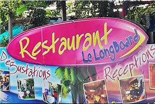 Restaurant Le Longboard