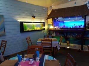 Restaurant Longboard Tampon 974