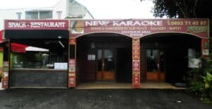 Restaurant Bar New Karaoke Saint André 974